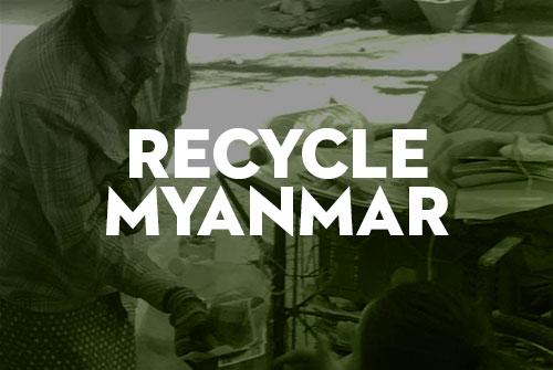Recycle Myanmar Case Study